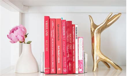decorative books by color how to decorate with books