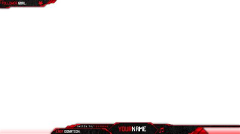 Free Twitch Overlay Template Twitch Overlay Template Pictures To Pin On