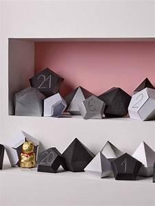 Burda Style Adventskalender : origami diamanten adventskalender zum selbermachen easy ~ Lizthompson.info Haus und Dekorationen