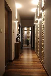 Led Beleuchtung Für Flur : flur gestalten 66 einrichtungsideen f r den flur flur gestalten wandgestaltung und beleuchtung ~ Sanjose-hotels-ca.com Haus und Dekorationen