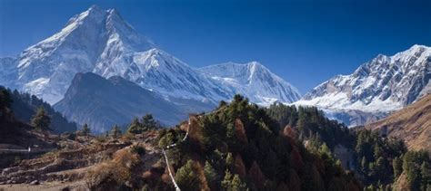 Manaslu Trek, Around Manaslu Trekking
