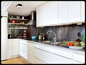 simple kitchen interior تصاميم مطابخ بسيطة رائعة المرسال
