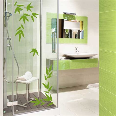 stickers salle de bain zen chaios
