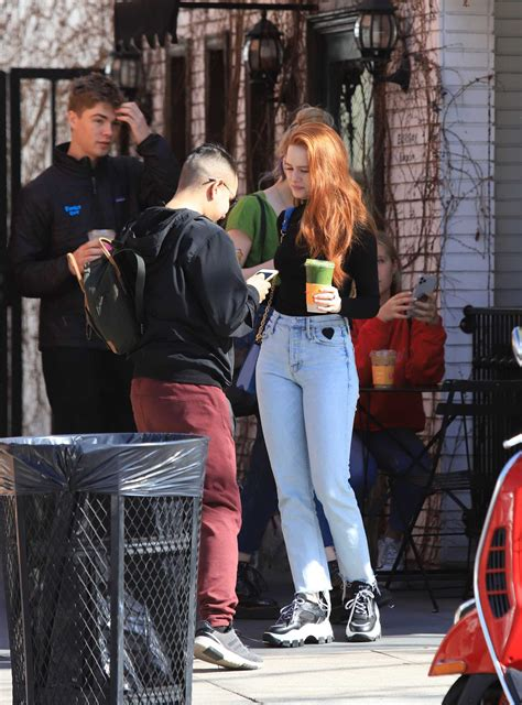 madelaine petsch   blue jeans     friends