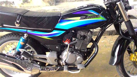 Modifikasi Gl Max by Kumpulan Modifikasi Motor Gl Ke Cb Terbaru Modifikasi