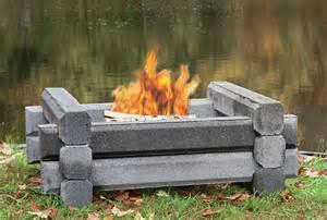 Open Fire Pit Designs