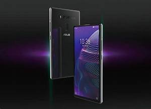 Dual Slider Asus Zenfone 6 With An Ultra-thin Design And 5g Features Appears Online