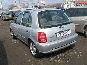 Nissan Micra 2001 : nissan micra 2001 reviews prices ratings with various photos ~ Gottalentnigeria.com Avis de Voitures