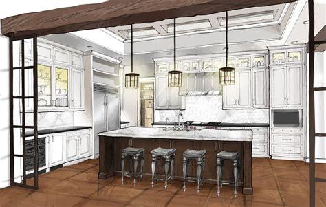 design sketch kitchen helpings blog  kitchen