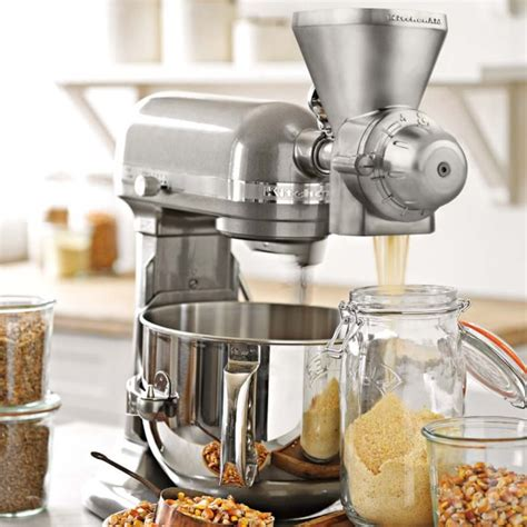 kitchenaid grain mill williams sonoma