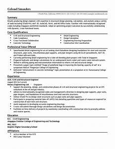 Professional assistant structural engineer templates to for Engineer resume