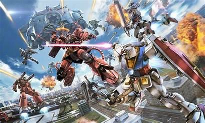 Gundam Conquest Wallpapers Versus
