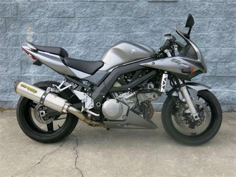 Buy 2006 Suzuki Sv1000s Standard On 2040-motos