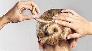 Haarband Für Dutt : dutt anleitung f r drei verschiedene varianten ~ Frokenaadalensverden.com Haus und Dekorationen