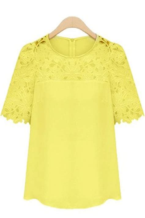 womens lace tops blouses unomatch sleeves formal wear shirt and blouse