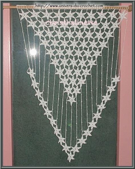 rideau photo de crochet d art le blog de christhalinette