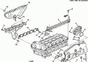 Wiring Diagram  33 2004 Chevy Trailblazer Engine Diagram