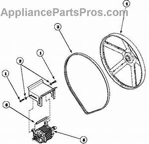 31 Amana Washer Belt Replacement Diagram
