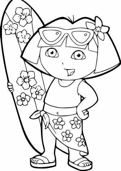 Dora Vampirina Coloring Imprimer Coloriage Mer Coloriages