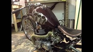 Honda Rebel Bobber Build