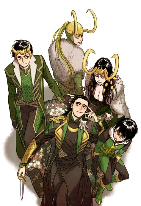 Agent Loki The Loki That Burned Female Loki Movie Loki