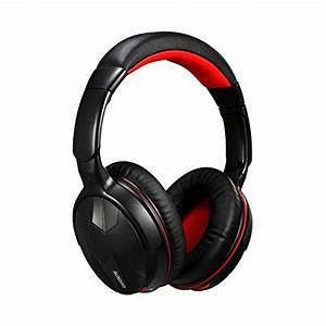 Black  U2013 Ausdom Lightweight Stereo Wired Wireless Headset