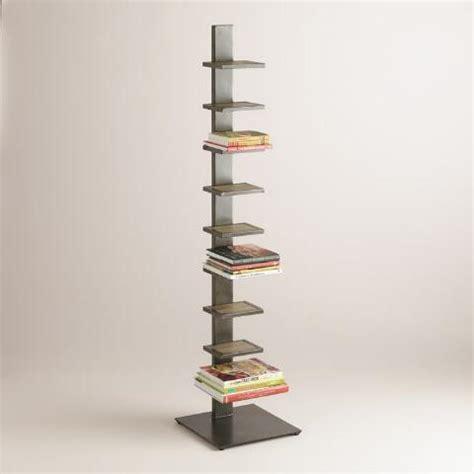 Tower Bookshelf by Elin Tower Bookshelf World Market