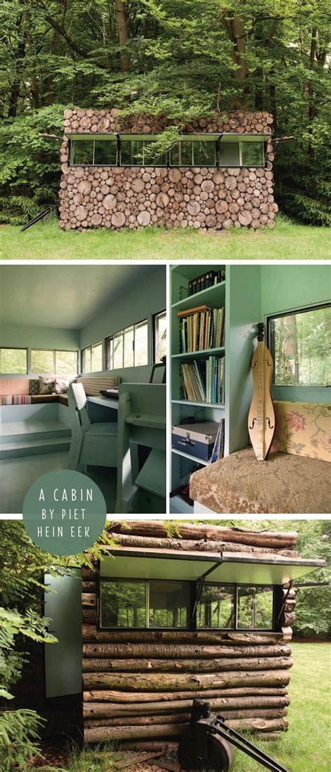 Backyard Log Cabin by Best 25 Backyard Cabin Ideas On Flat
