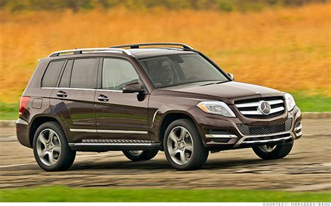 Suv That Holds Value by Luxury Compact Suv Mercedes Glk Kbb S Best Resale