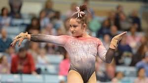 Kaitlyn Menzione Gymnastics Ball State University