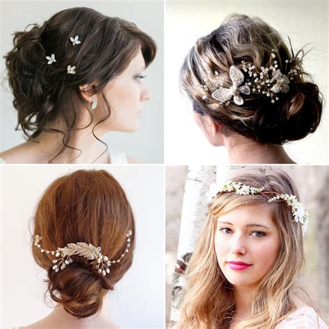 affordable bridal hair accessories etsy popsugar
