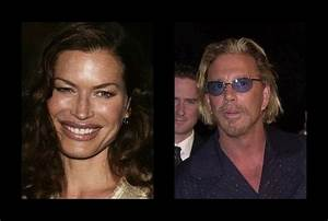 Carre Otis was married to Mickey Rourke - Carre Otis ...