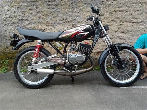 Modif Rx King by Modifikasi Motor Yamaha Rx King Keren Modifikasi Co Id