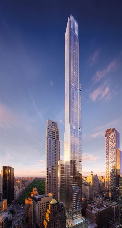 central park tower surpasses chicagos willis tower