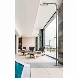 Douche Extérieure Inox : douche ext rieure design classy c40 mix de fontealta ~ Premium-room.com Idées de Décoration