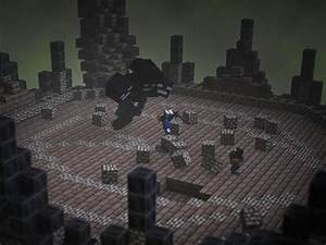 Wither's Challenge Minecraft Project