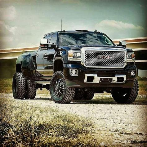 2015 Gmc Denali Dually Diesel Trucks   2017   2018 Best