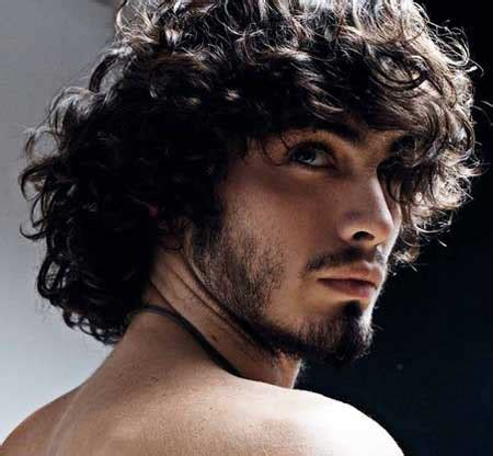 curly hairstyle haircuts modern mens guide
