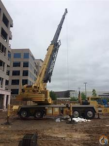 Sold 1999 Grove Tms870 With Long Boom Package Reduced Crane For In Memphis Tennessee On