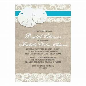 17 best images about beach bridal shower invitations on With wedding invitations manhattan beach