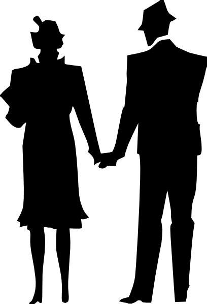 husband wife married clip art  clkercom vector clip