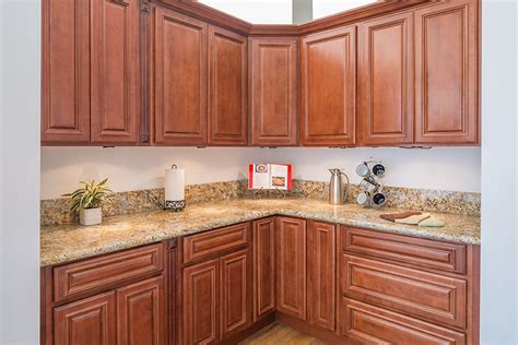 cherry wood kitchen cabinets corona custom kitchen