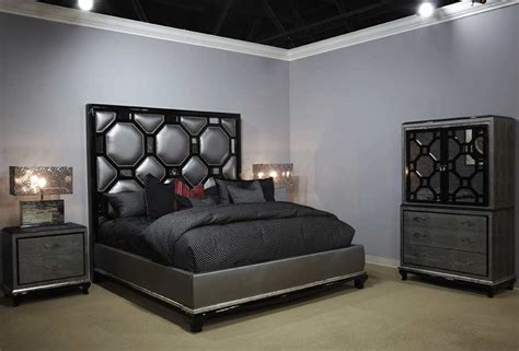 aico   bed collection michael amini direct