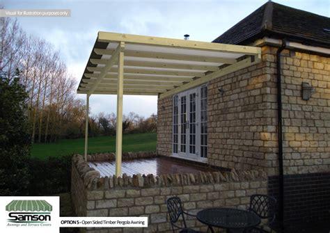 cgi ideas photo gallery  samson awnings terrace covers