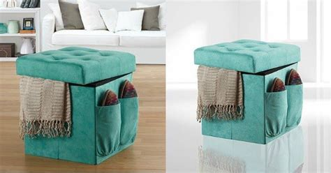 sit and store ottoman anthology folding ottomans just 4 99 at bed bath