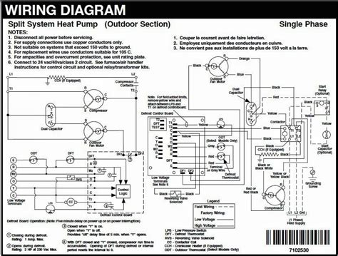 heat wiring diagram electrical diagrams for air