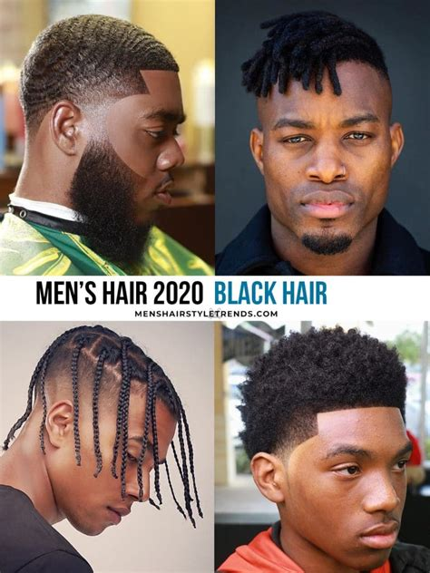 popular mens haircuts  trends styles