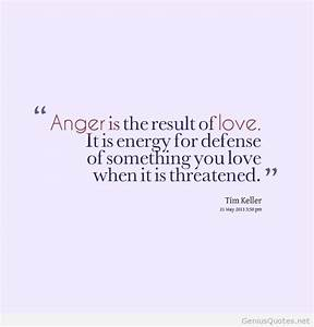 Anger quotes Temper Love Quotes