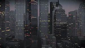 afx templates - free night time city template c4d premiere pro after