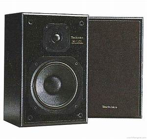 Technics Sb-c250 - Manual - 2-way Loudspeaker System